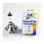 Glühlampe CARTECHNIC H7 (12V 55W) Plus 50