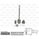 Gelenksatz, Antriebswelle PASCAL G8B004PC