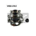 Radlagersatz SKF VKBA 6963