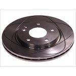 Bremsscheibe, 1 Stück ATE Power Disc Mercedes Vaneo '02- vorne 24.0322-0199.1