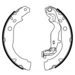 Bremsbackensatz ABE C0R033ABE