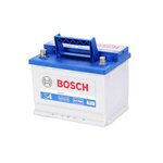 Autobaterie BOSCH Silver S4 12V 60Ah 540A, 0 092 S40 060