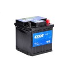 Autobaterie EXIDE Excell 12V 44Ah 400A, EB440
