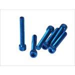 6-kantschraube M8x50 blau