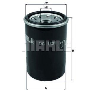 MANN-FILTER Ölfilter W6014 für ALFA ROMEO