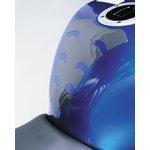 Kraftstofftank-Aufkleber Tank-Pad OXFORD carbon
