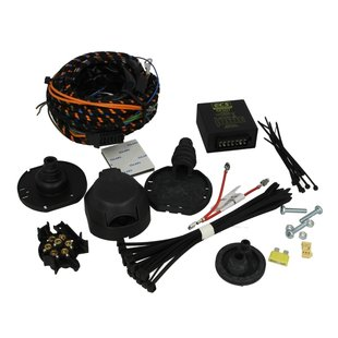 elektrosatz anh ngerkupplung bosal 035 528 jaguar vw. Black Bedroom Furniture Sets. Home Design Ideas