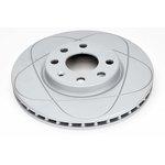 Bremsscheibe, 1 Stück ATE Power Disc Opel Corsa C vorne 24.0324-0166.1