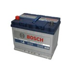 Autobaterie BOSCH Silver S4 12V 70Ah 630A, 0 092 S40 270