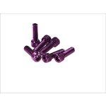 6-kantschraube M8x25 violett