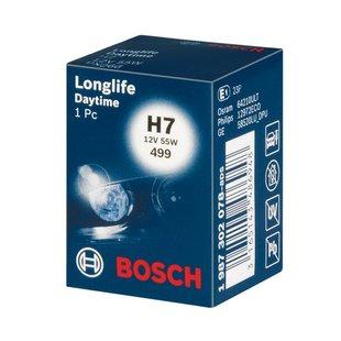 Glühlampe BOSCH H7 (12V 55W) Daytime Plus 10