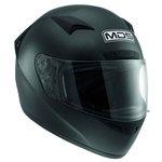 Integralhelm MDS M13 schwarz matt M