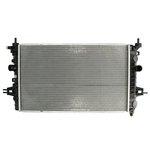 Kühler, Motorkühlung NISSENS 63028A