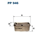 Kraftstofffilter FILTRON PP946