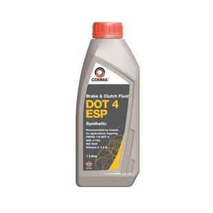 Bremsflüssigkeit ESP DOT 4 COMMA,1 Liter