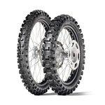 [633306] Motorradreifen OffRoad DUNLOP 90/100-14 49M TT Rear Geomax MX32