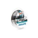 Glühlampe PHILIPS H7 (12V 55W) X-treme Vision Plus 130 2 Stück