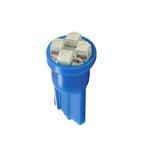 M-TECH LED žárovky - Standard, modrá, typ W5W, 0,32W