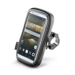 "Interphone Lenkradhalterung MOTO HOLDER SMARTPHONE 6.0"" FOR TUBULAR HANDLEBAR"