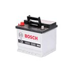 Autobaterie BOSCH Silver S3 12V 45Ah 400A, 0 092 S30 030