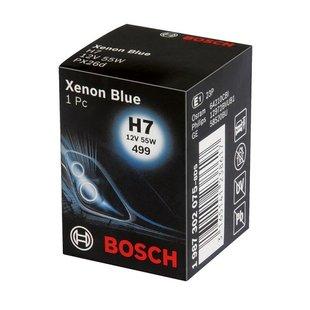 Glühlampe BOSCH H1 (12V 55W) Xenon Blue