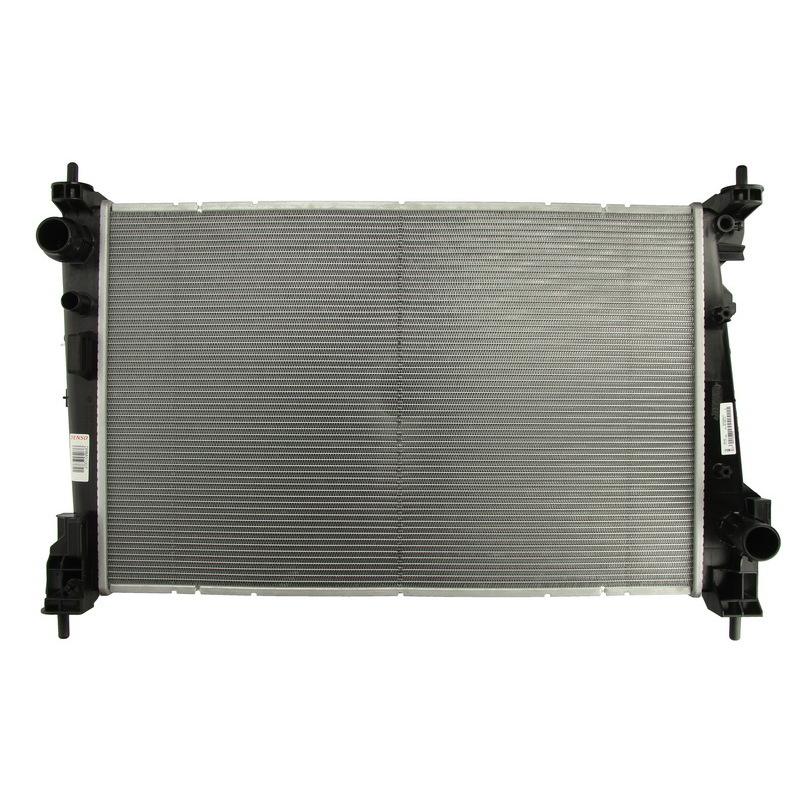 Kühler, Motorkühlung DENSO DRM01007