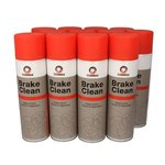 Bremsenreiniger COMMA BRAKE CLEAN, 500ml, 12 St.