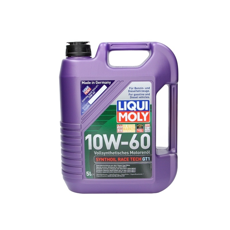 motor l liqui moly 10w60 5 liter bmw opel ford. Black Bedroom Furniture Sets. Home Design Ideas