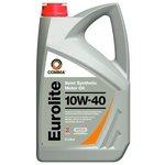 Motoröl COMMA Eurolite 5W40, 5 Liter