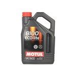 Motoröl MOTUL 8100 Eco-Lite 0W20 4L