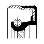 Wellendichtring, Kurbelwelle CORTECO 12013757B