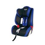 Kindersitz SPARCO F1000K (Gr: 1/2/3, 9-36kg, grau-blau)