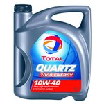 Motoröl TOTAL Quartz 7000 Energy 10W40, 4 Liter