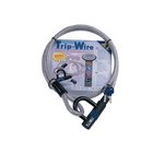 Seil aus Metallgeflech OXFORD Trip-Wire mit Verschluss 1,6m SS
