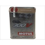 Motoröl MOTUL 300V Power Racing 5W30, 2 Liter