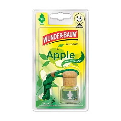 WUNDER-BAUM Tekutý osvěžovač vzduchu, Apple / jablko, 4,5 ml