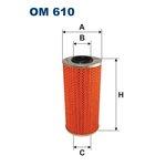 Ölfilter FILTRON OM610