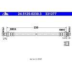 Bremsschlauch ATE 24.5125-0230.3