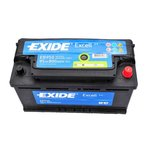 EXIDE Autobaterie Excell 12V 95Ah 800A, EB9500