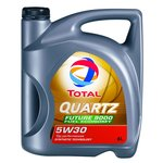 Motoröl TOTAL Quartz 9000 Future 5W30, 4 Liter