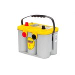 Autobaterie OPTIMA YELLOW TOP 12V 55Ah 765A, O814254000