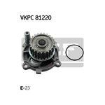 Wasserpumpe SKF VKPC 81220