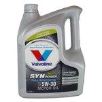 Motoröl VALVOLINE SynPower MST C3 5W30, 4 Liter