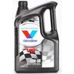 Motoröl VALVOLINE VR1 Racing 20W50, 5 Liter