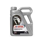 Motoröl LOTOS 10W40, 4 Liter