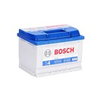 Autobaterie BOSCH Silver S4 12V 60Ah 540A, 0 092 S40 040