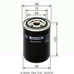 Olejový filtr Bosch 0 451 103 084