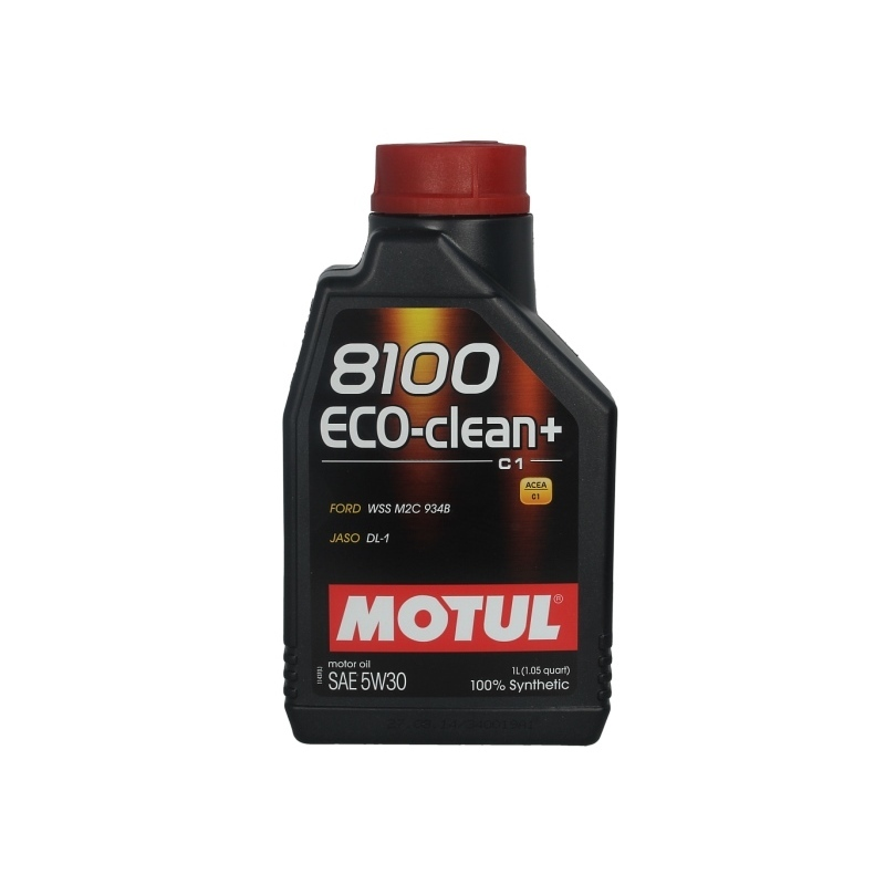 motor l motul 8103 ecoclean 5w30 1 liter jaguar land. Black Bedroom Furniture Sets. Home Design Ideas