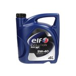 Motoröl ELF Evolution 900 NF 5W40 4 Liter