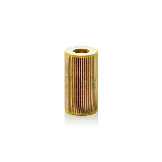 Teilebild Ölfilter MANN FILTER HU 718/1 k mit Dichtung